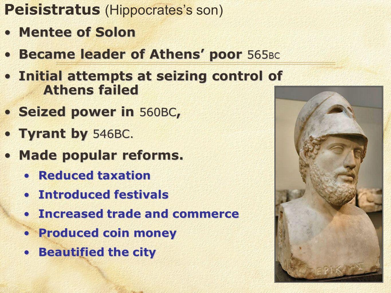Peisistratus (Hippocrates's son)