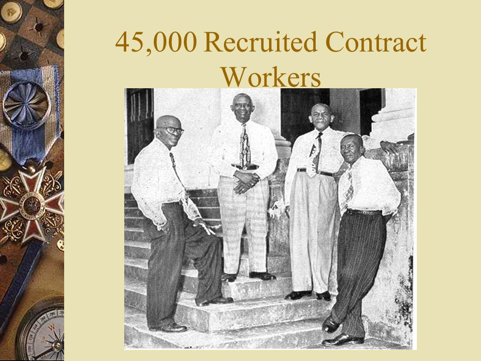 45,000 Recruited Contract Workers