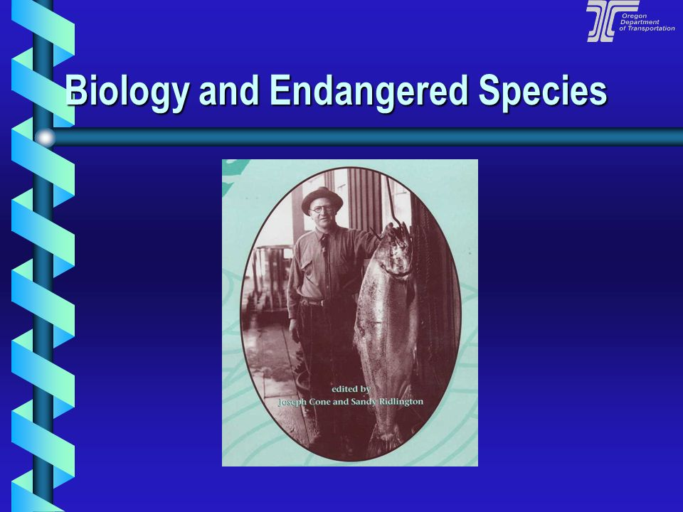 Biology and Endangered Species