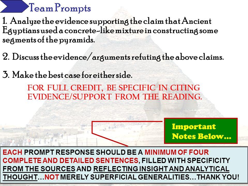 Team Prompts