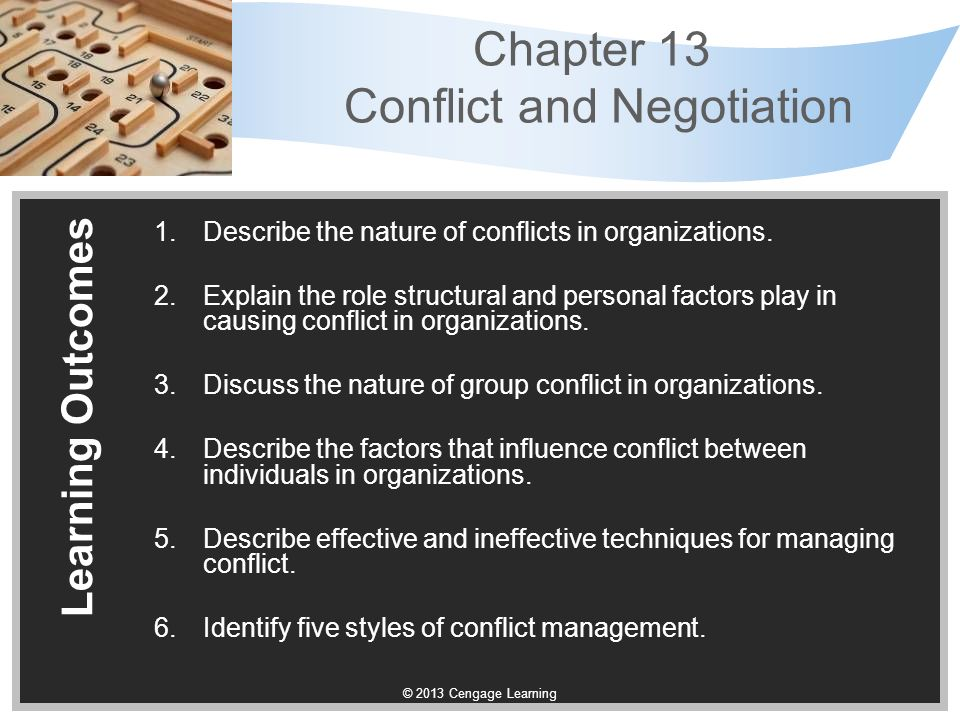 Managing conflicts and negotiating effectively essay