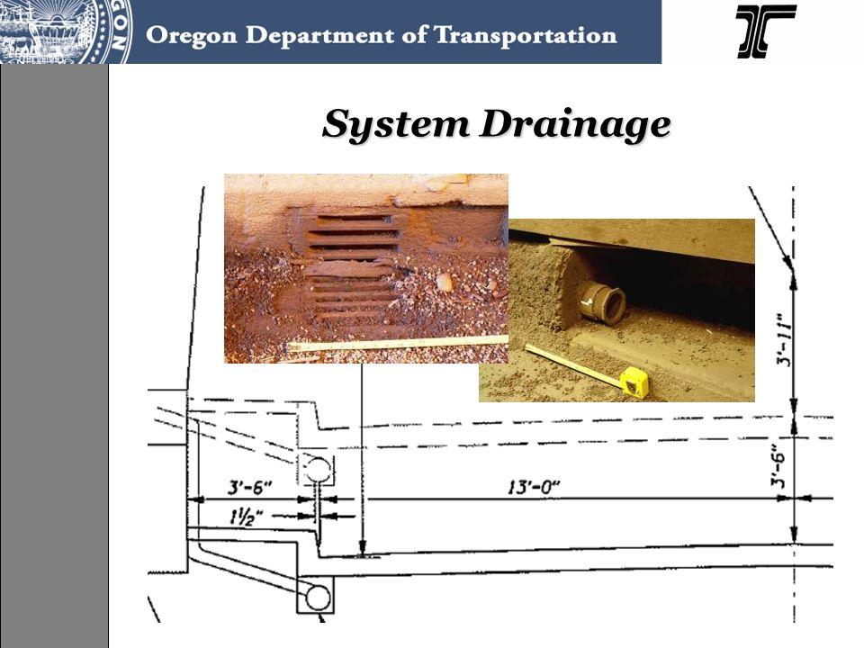 System Drainage