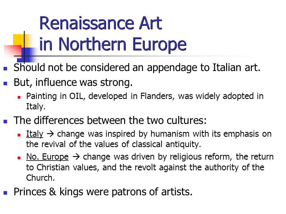 Renaissance Art in Northern Europe