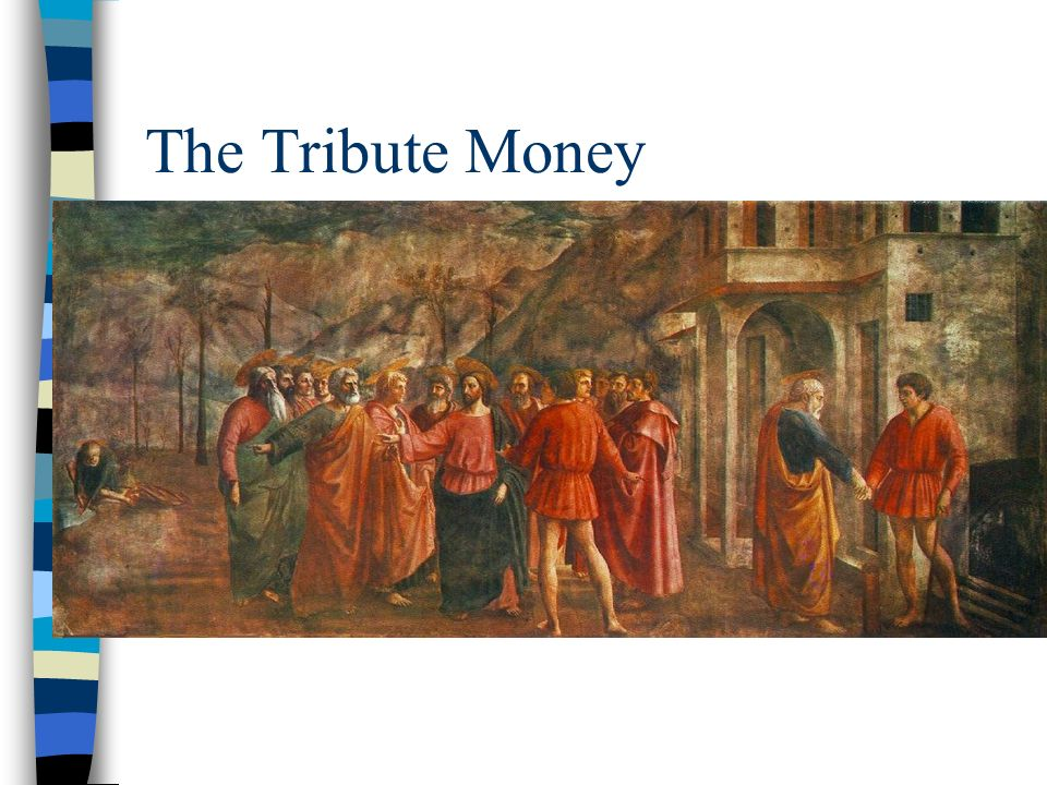 The Tribute Money