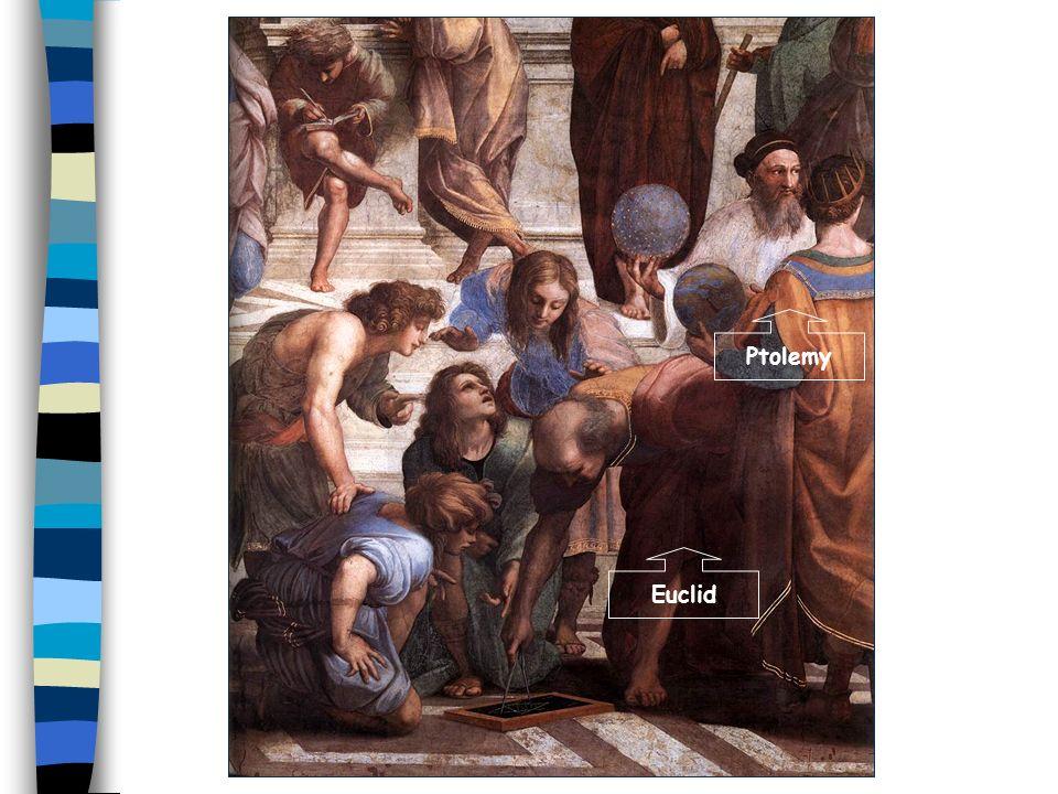Ptolemy Euclid