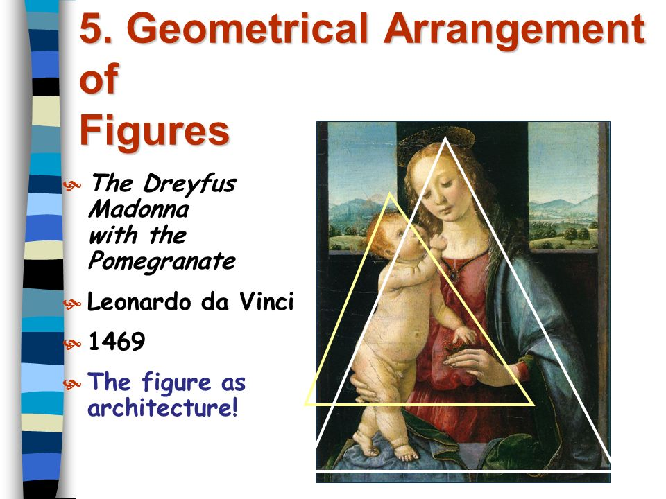 5. Geometrical Arrangement of Figures