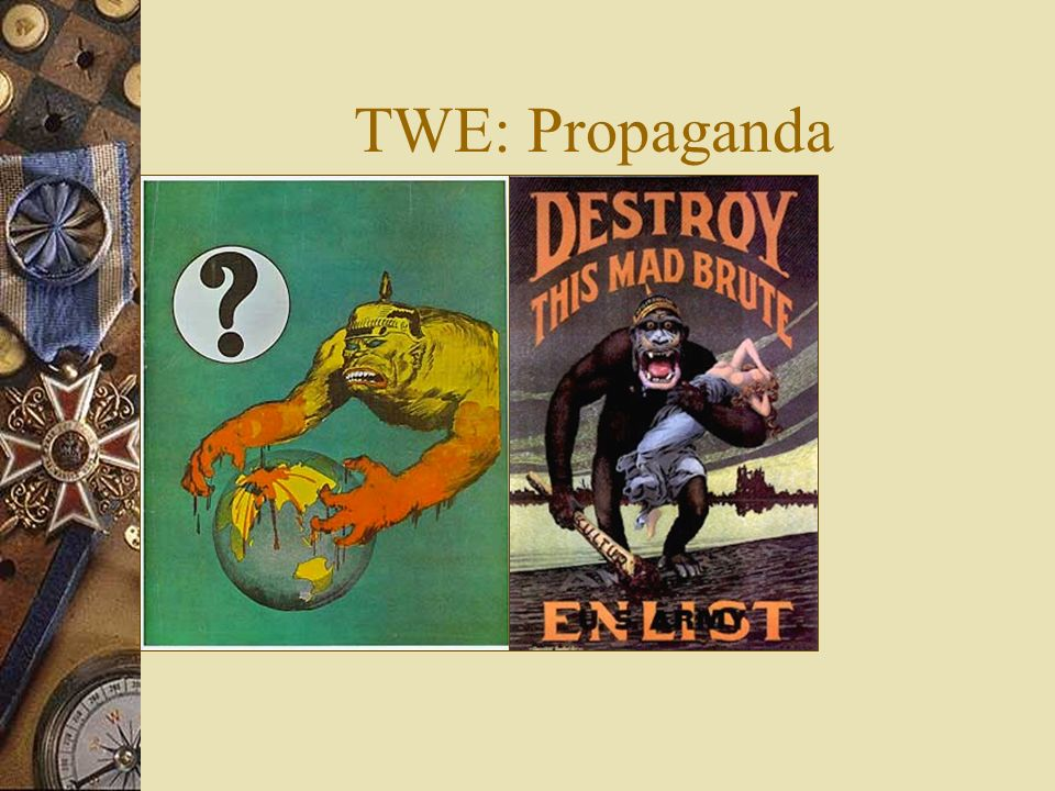 TWE: Propaganda