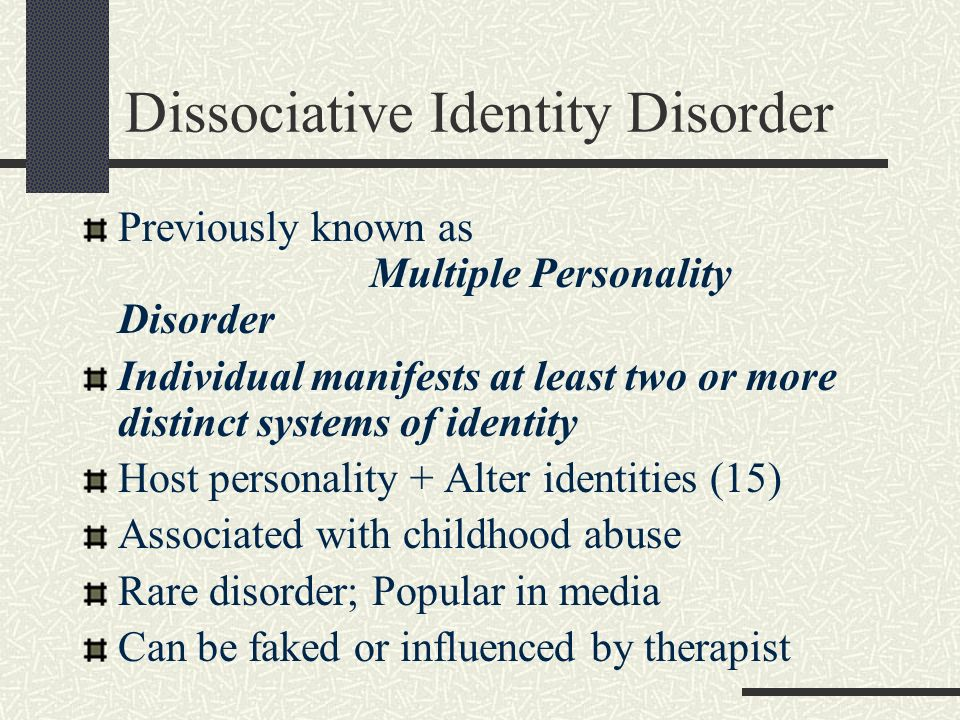 an analysis of childhood psychological disorders associated with drug use Posttraumatic stress disorder (ptsd) is also associated with increased likelihood of developing a substance use disorder, particularly with marijuana or hard drugs (including lsd, cocaine, heroin, inhalants, and nonmedical prescription drugs).
