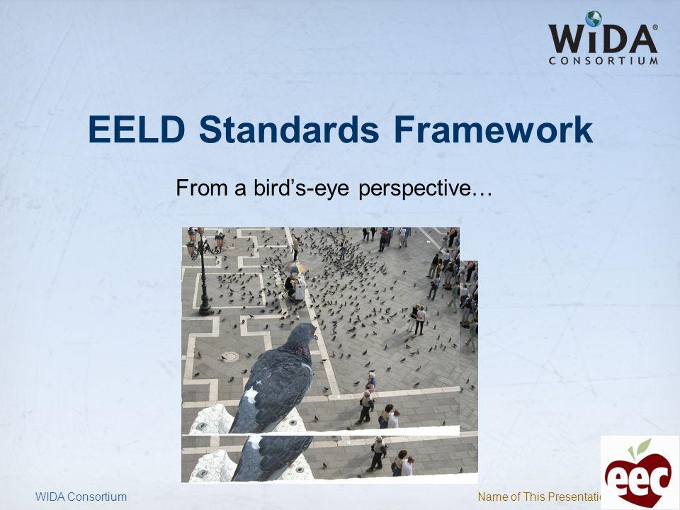 EELD Standards Framework
