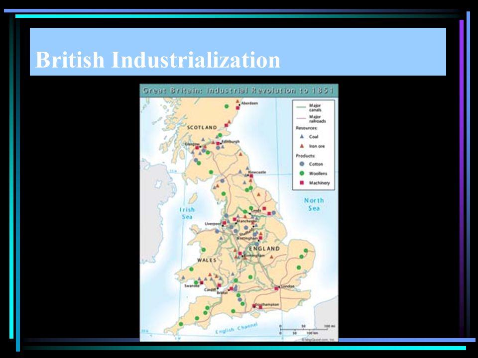 British Industrialization