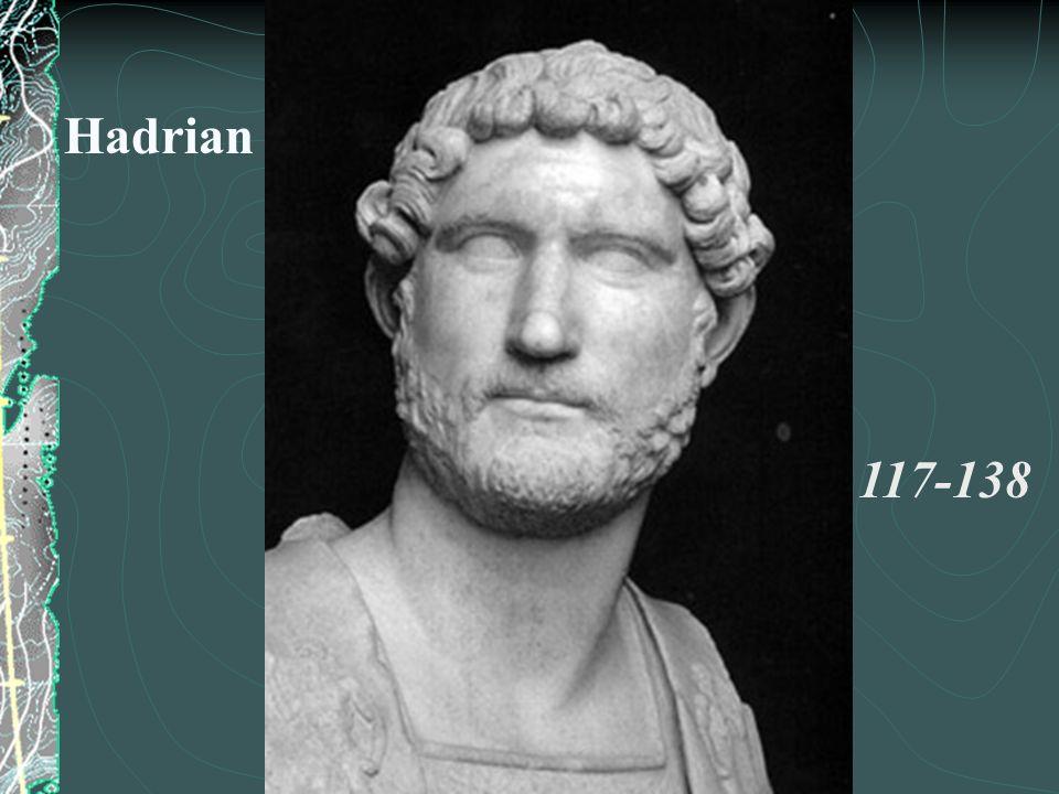 Hadrian 117-138