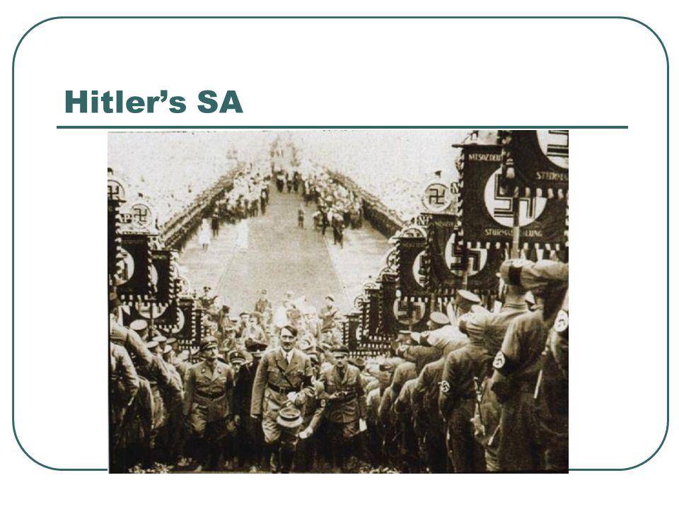 Hitler's SA