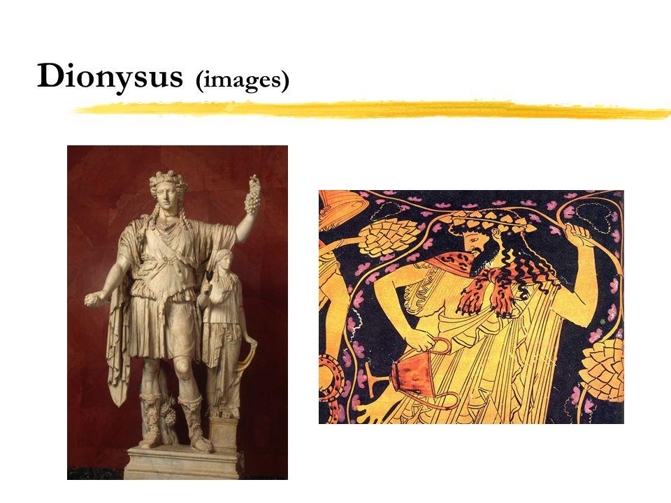 Dionysus (images)