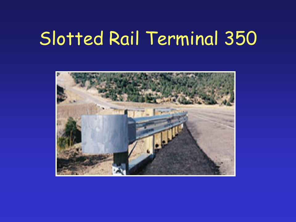 Slotted Rail Terminal 350