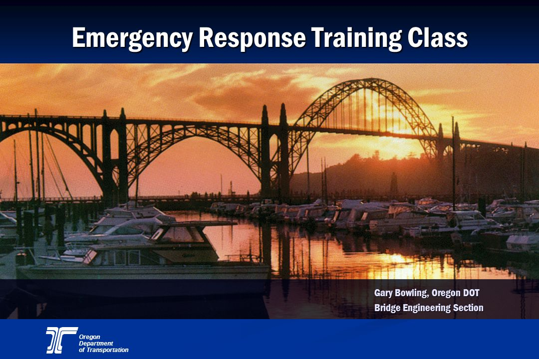 Emergency Response Training Class