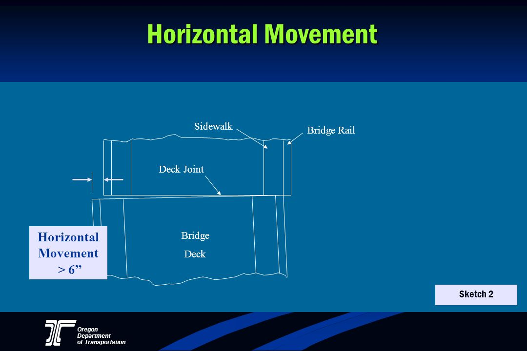 Horizontal Movement Horizontal Movement > 6 Sketch 2 Sidewalk