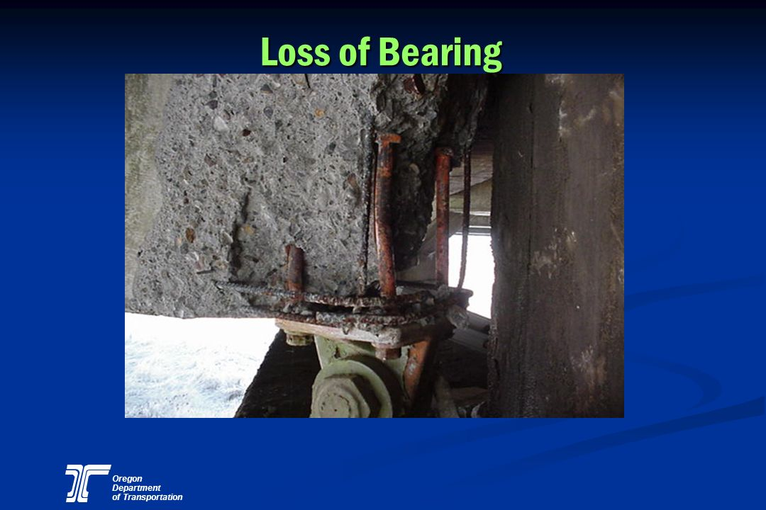 Loss of Bearing