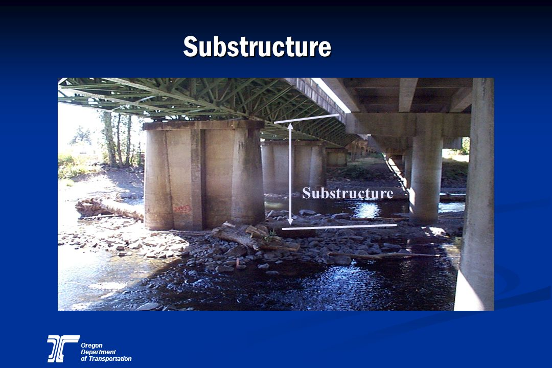 Substructure Substructure