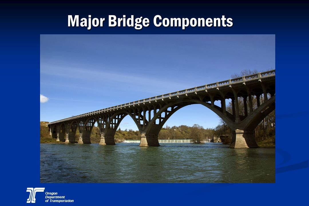 Major Bridge Components