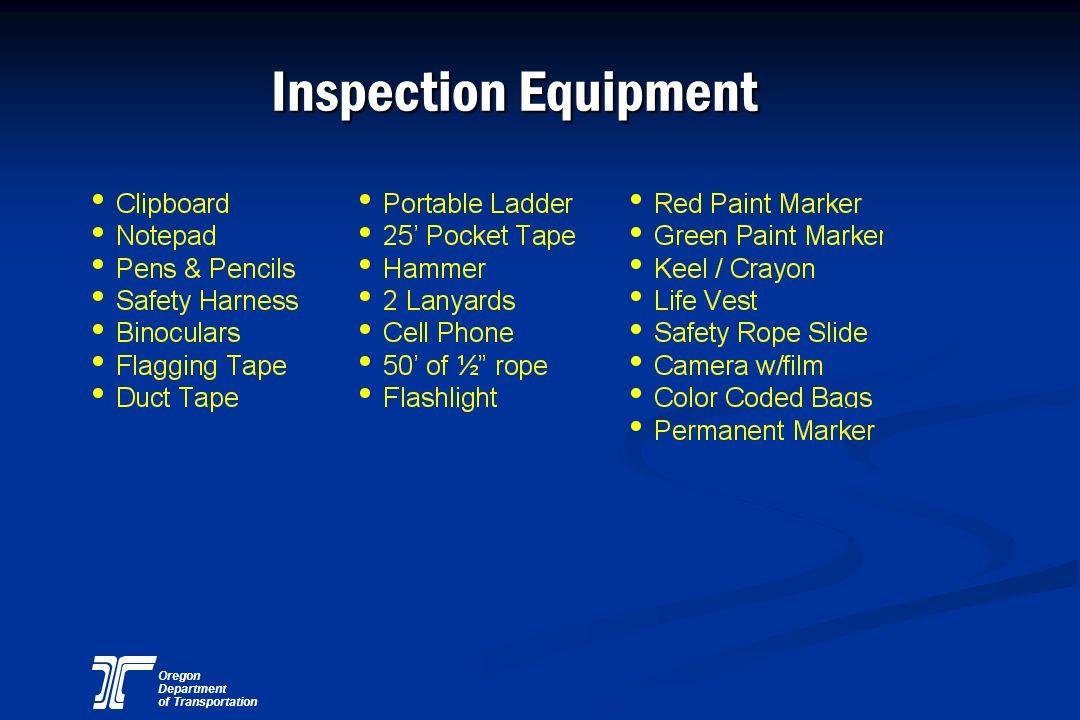 Inspection Equipment