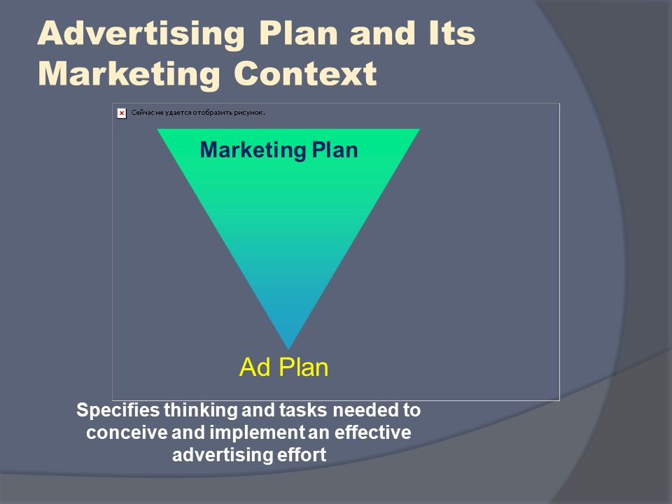Planning Advertising And Integrated Brand Promotion - Ppt Video