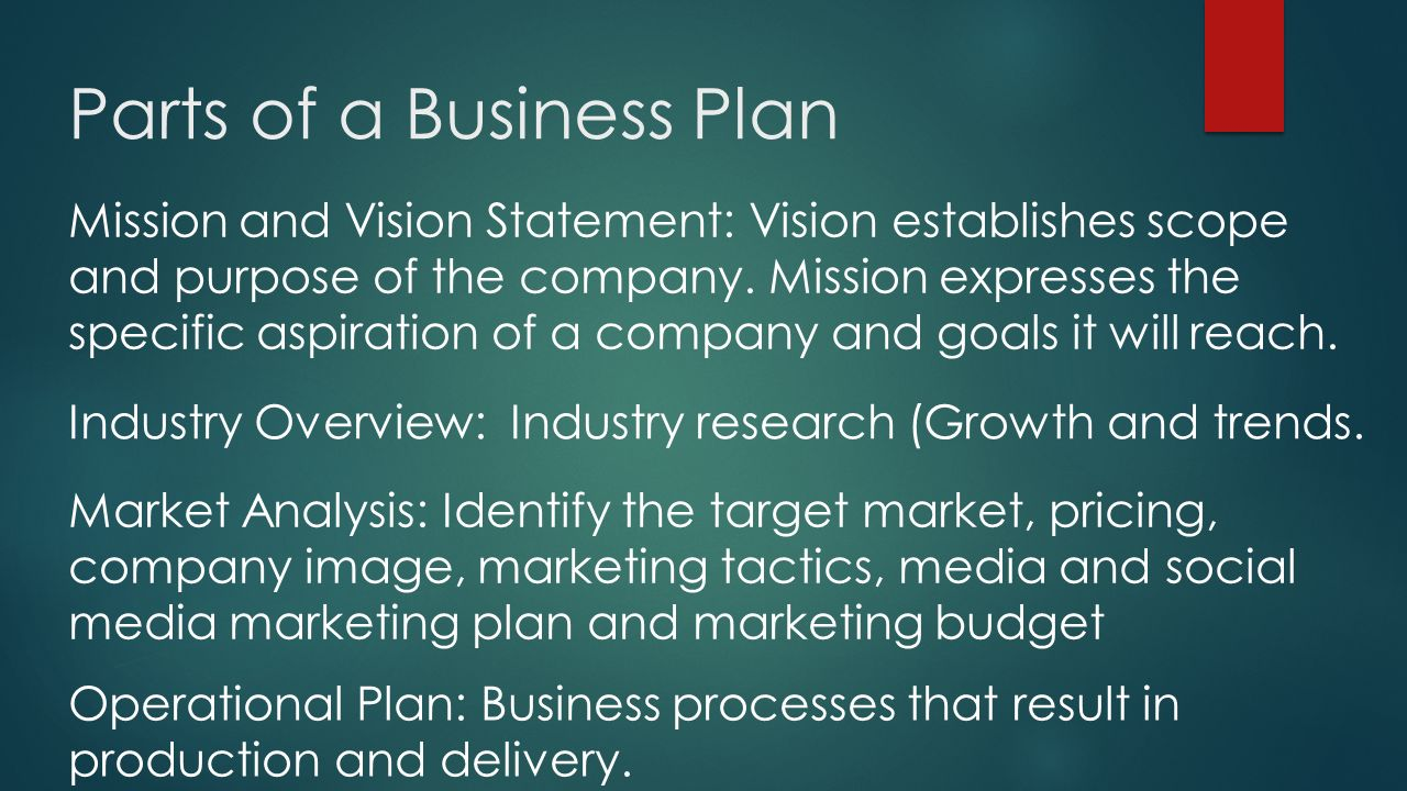 What to Include in the Marketing Section of a Business Plan