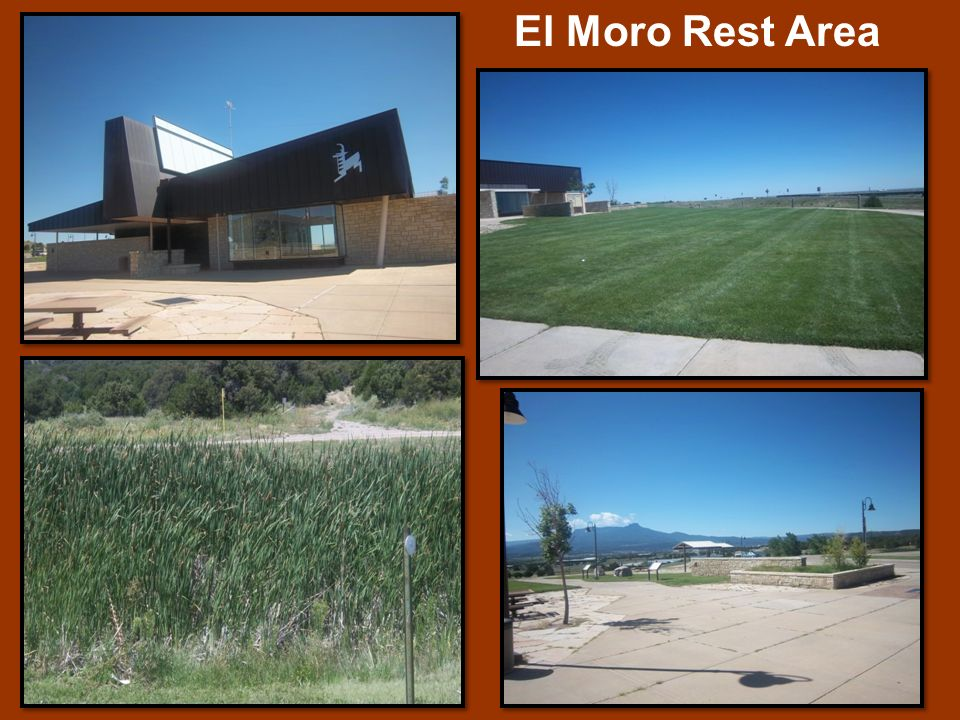 El Moro Rest Area