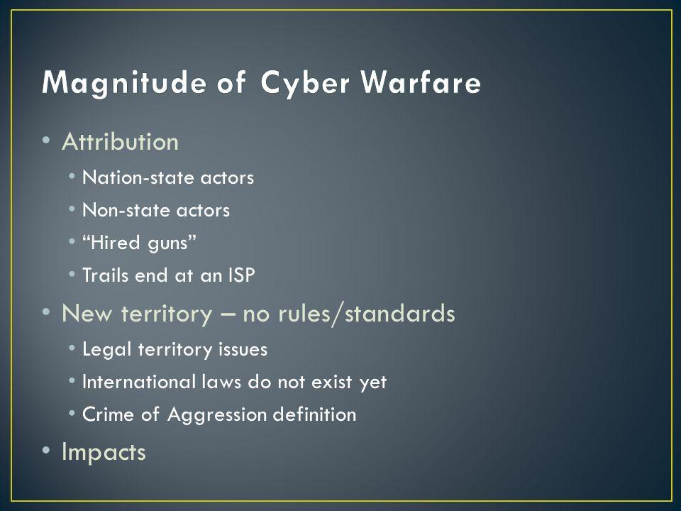 Cyber Warfare Case Study: Estonia - ppt download