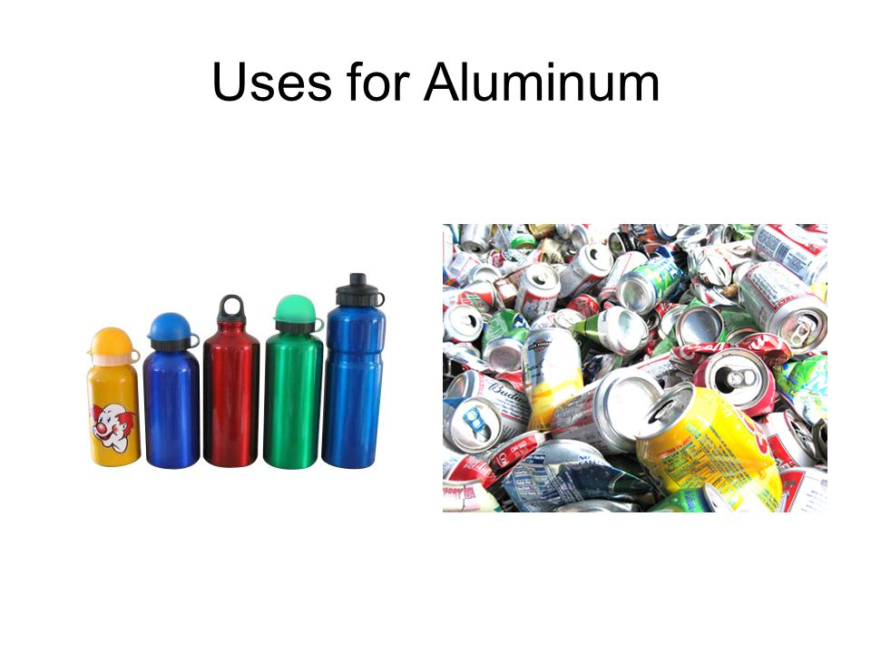 Uses for Aluminum