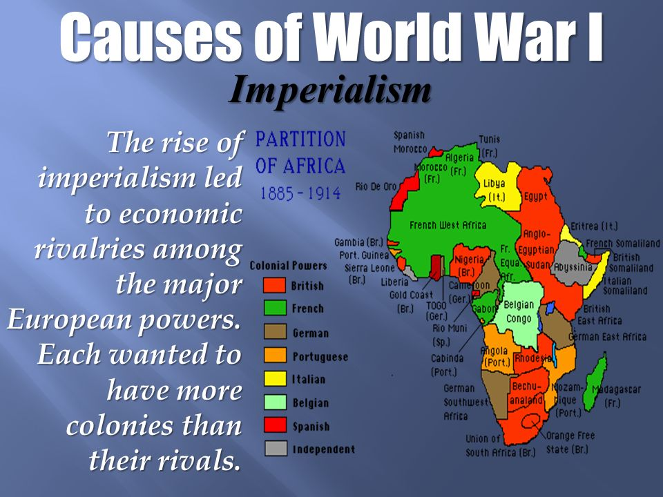 economic reasons for imperialism Those two reasons were the main motives for the entire history of european imperialism an example that depicts these two motives very well is the scramble for africa also, england's exportation of opium to china is another good example.