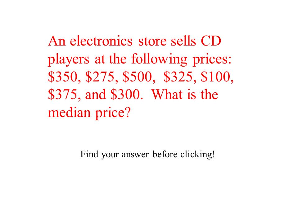 Find your answer before clicking!