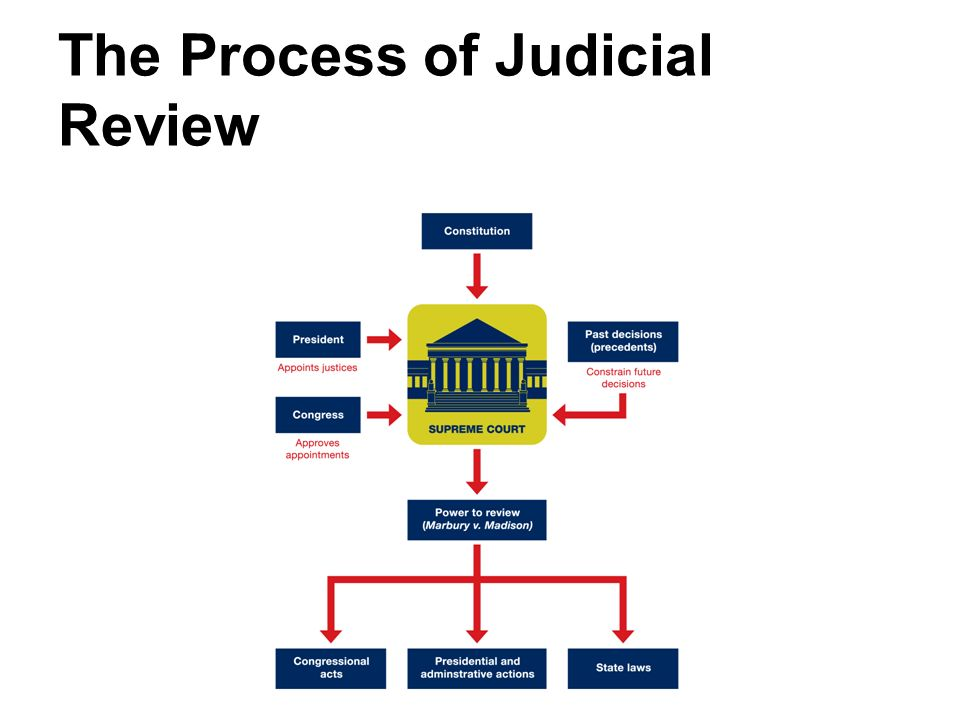 What is a Judicial Review? - Procedure & Definition ...