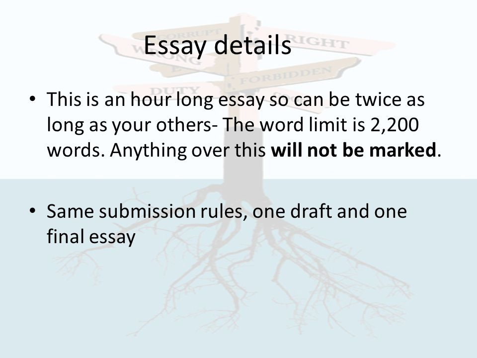 Law and morality essay