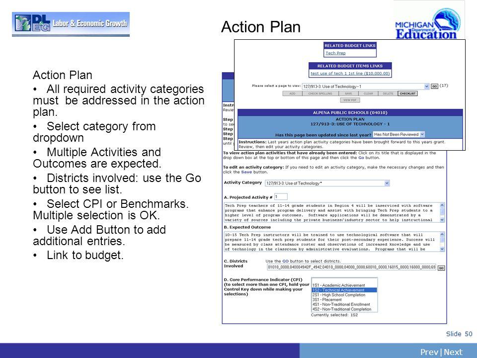 Action Plan Action Plan