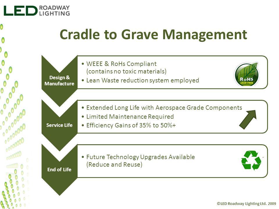 Cradle to Grave Management