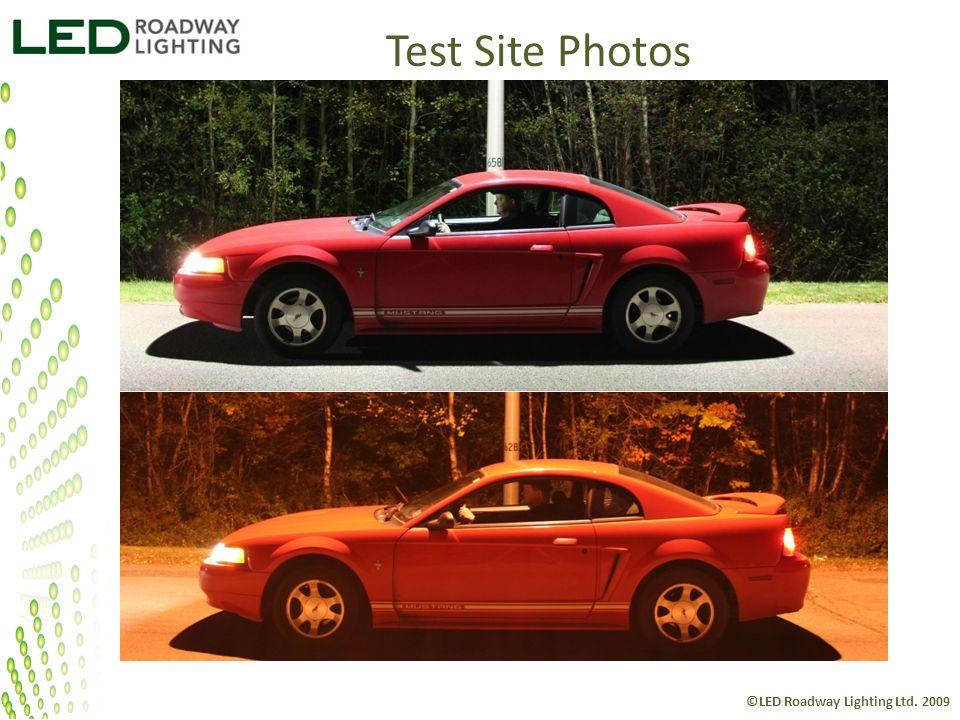 Test Site Photos