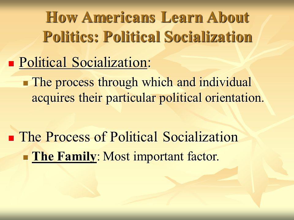 Politics Essays
