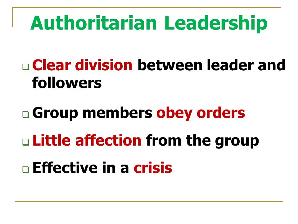 authoritarian and democratic leadership The difference between authoritative and authoritarian and the leadership traits that embodied a free service from psychology today north.
