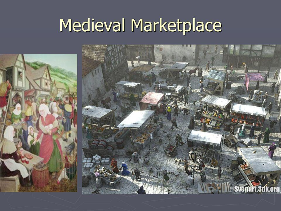 Medieval Marketplace