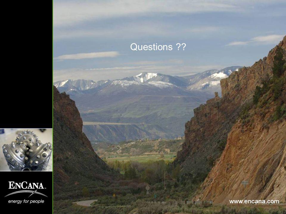 Questions www.encana.com