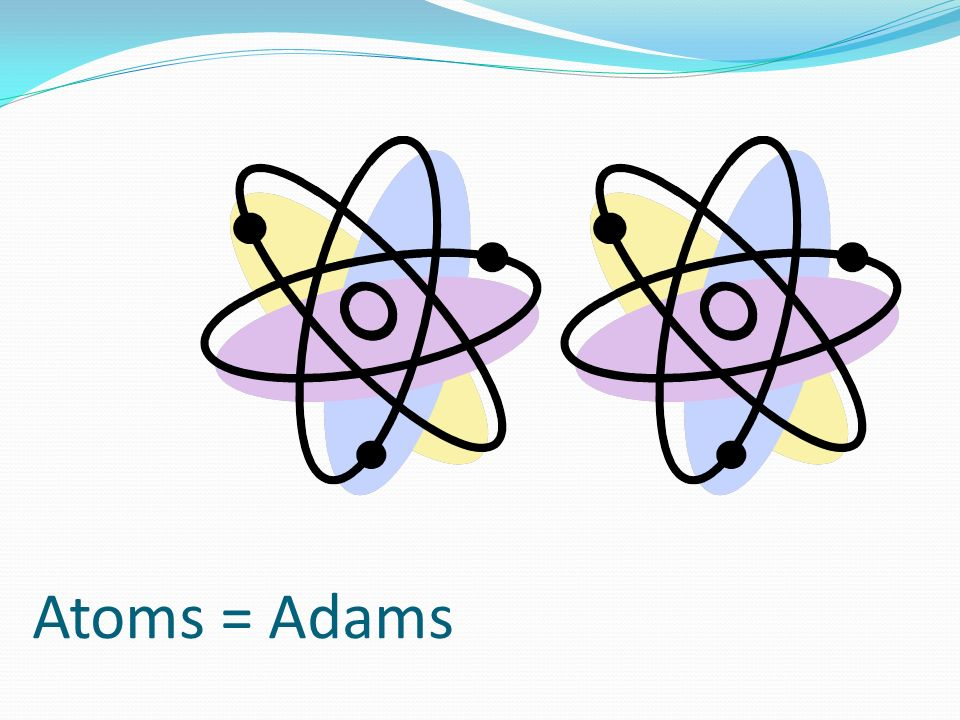 The atoms look like flowers that are good to eat to a heifer s son.