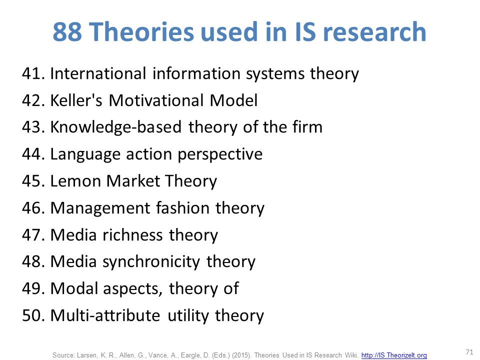 Knowledge based theory of the firm