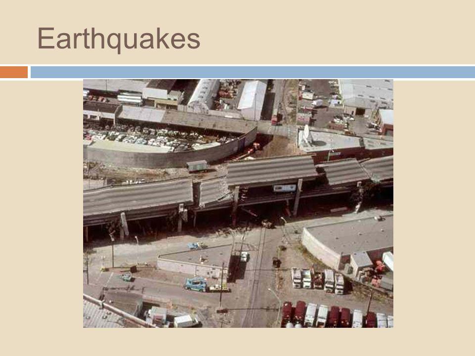 Earthquakes