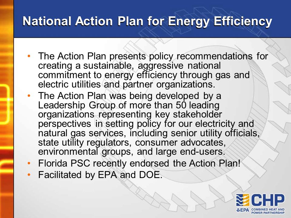 National Action Plan for Energy Efficiency