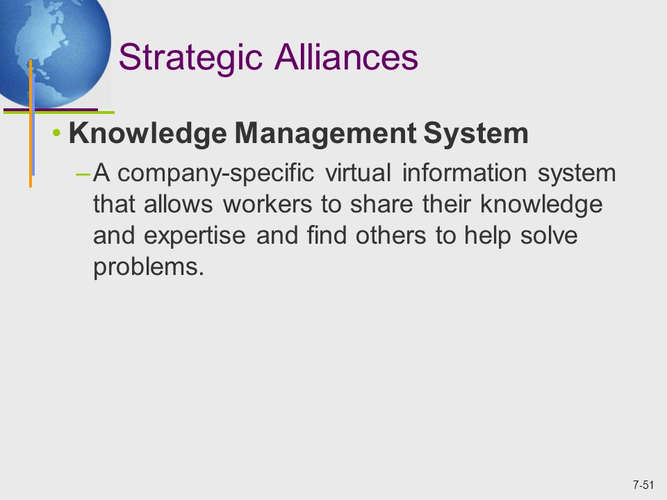 strategic alliances and network organizations Registered service providers and strategic alliances asq relies on our network of organizations across the world to provide quality products and services.