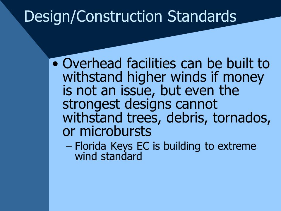 Design/Construction Standards