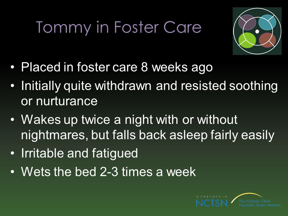 Tommy in Foster Care Placed in foster care 8 weeks ago