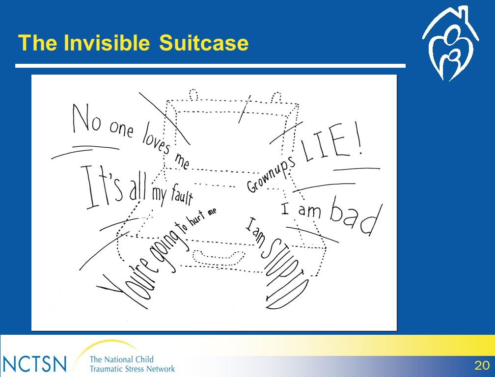 The Invisible Suitcase