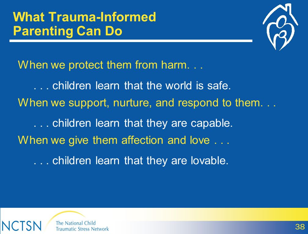 What Trauma-Informed Parenting Can Do