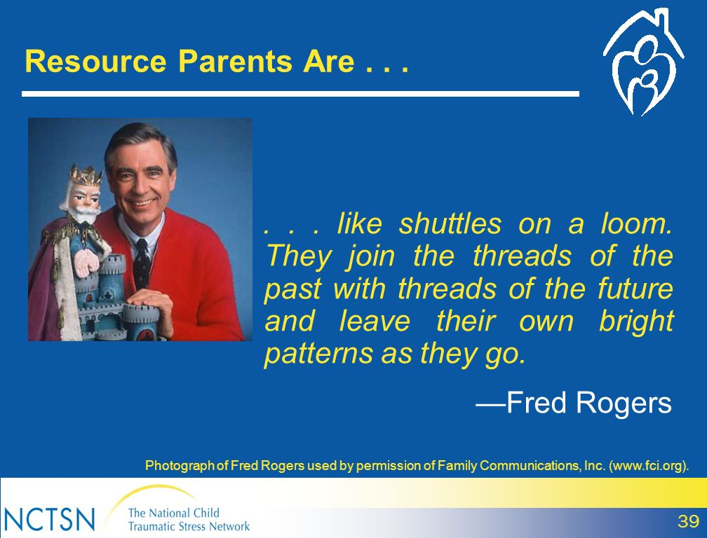 Resource Parents Are . . .